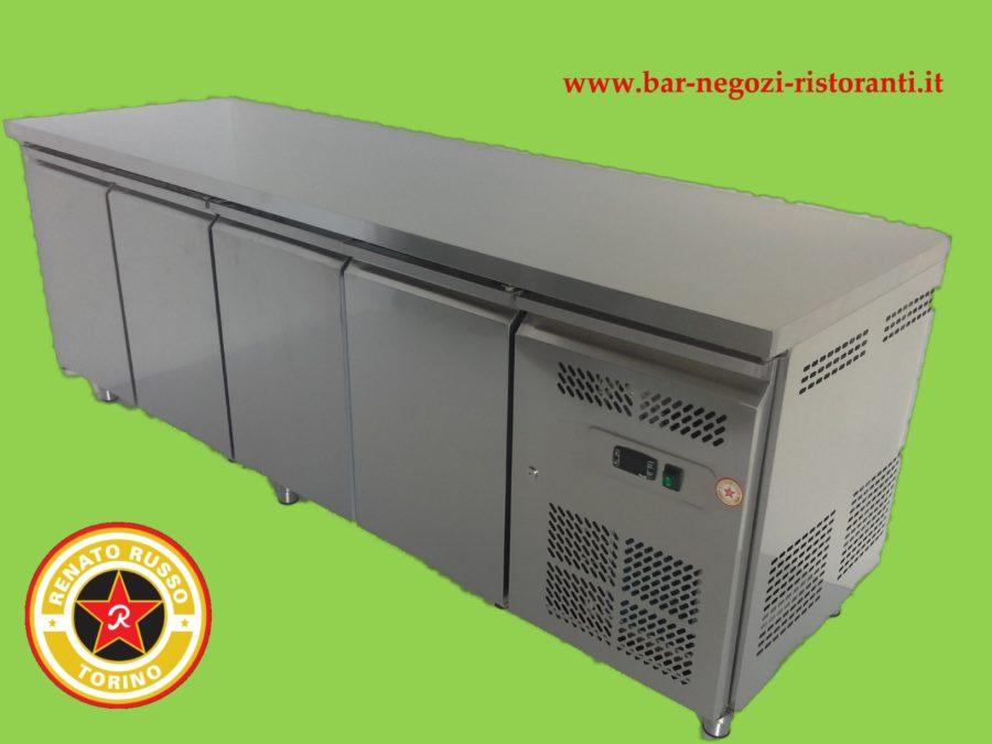 banco frigo con 4 sportelli