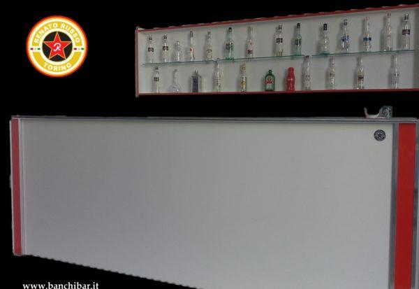 bancone bar con frigo