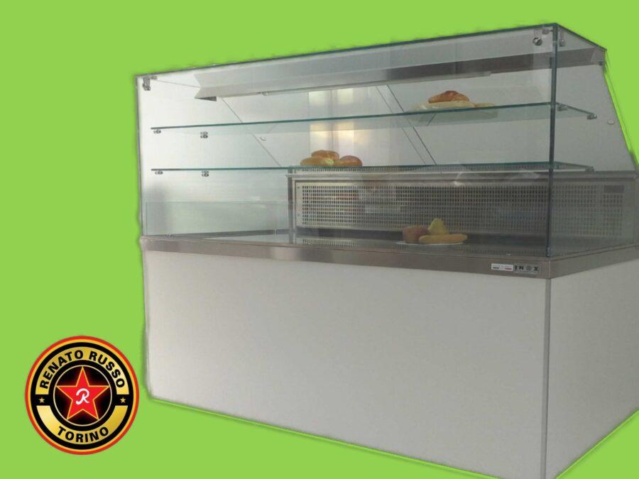vetrina refrigerata per pasticceia