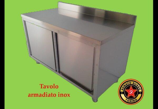 tavoli in acciaio inox per ristoranti