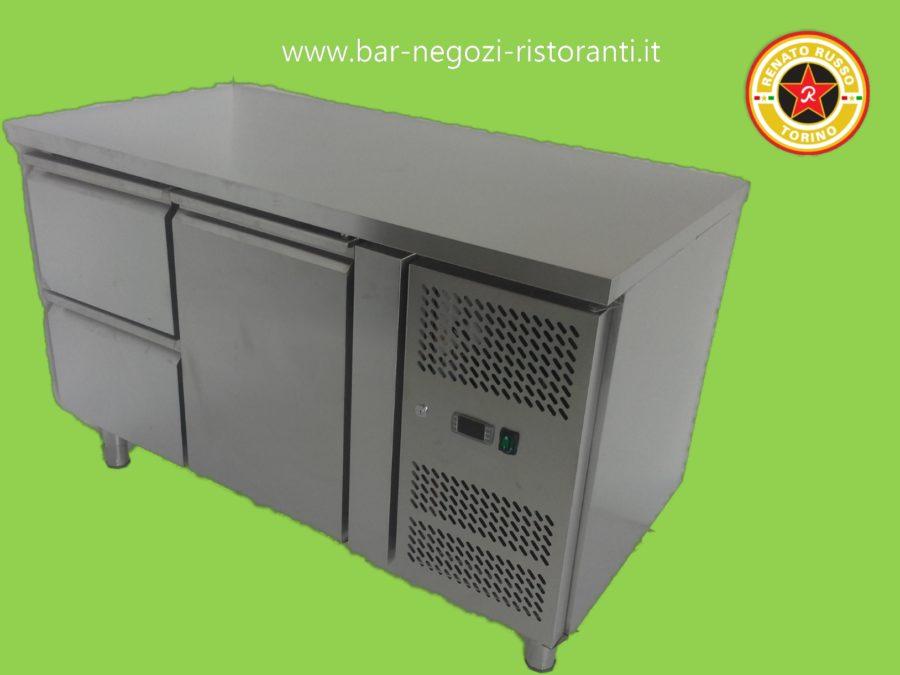 tavolo frigo con cassetti