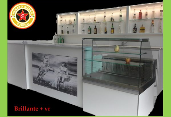 arredamento per bar brillante
