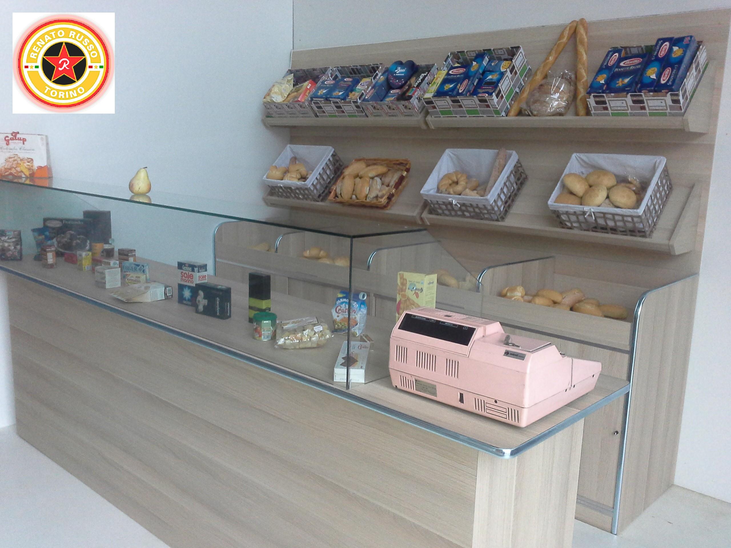Arredamenti per bar negozi ristoranti banchi frigo for Arredamento panetteria