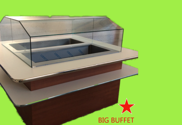 nuovo buffet per self service