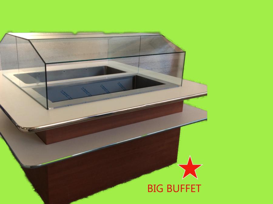 nuovo buffet per self service