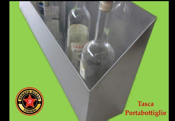 portabottiglie per bartender, speed rack