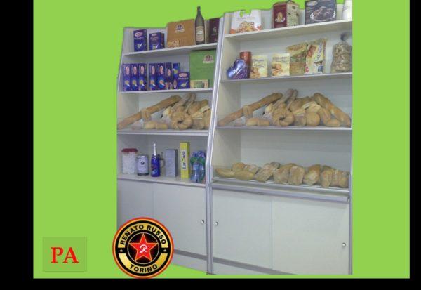 espositori per pane