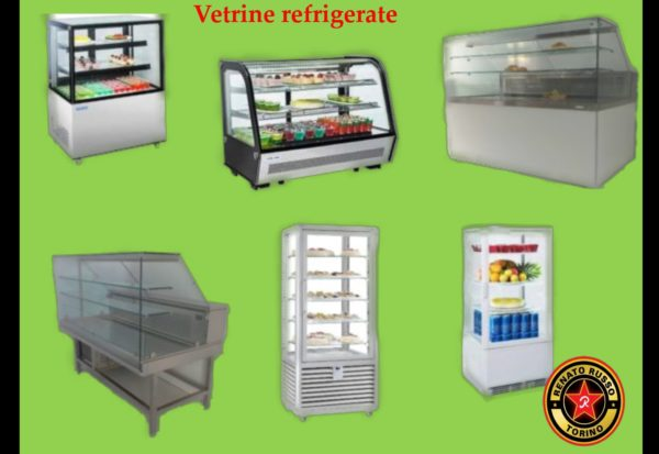 VETRINE REFRIGERATE, DROP-IN