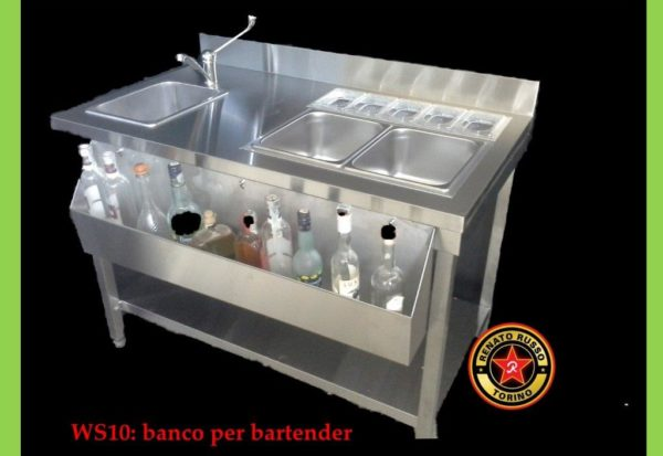 banco per cocktail