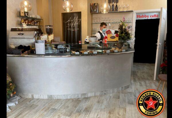 Banco bar hobby caffè