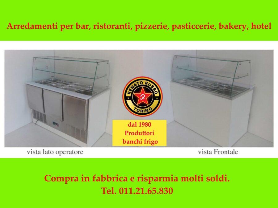 banco frigo 3 sportelli