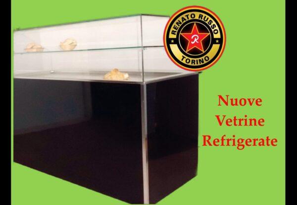 vetrine refrigerate con cella frigo