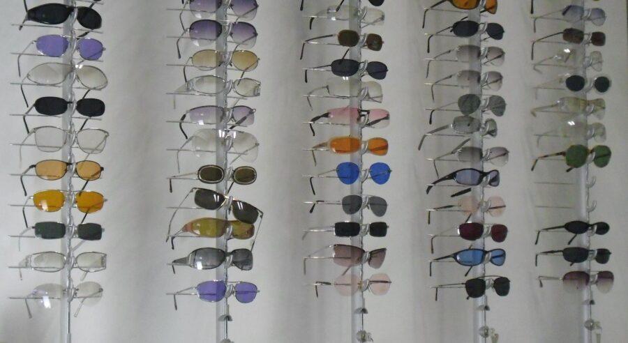 aste porta occhialiprezzi espositori per occhiali