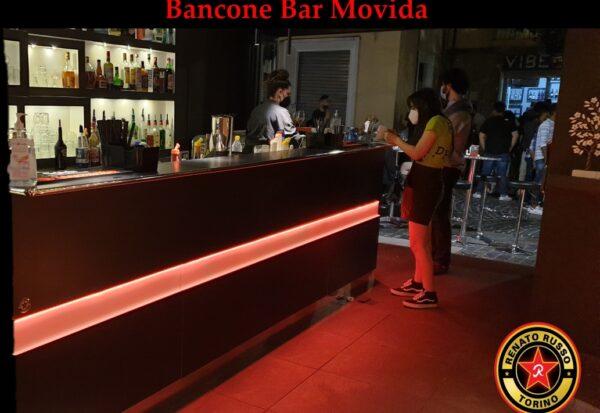 Bancone Bar della Movida